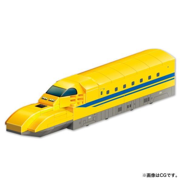 ビルドトレイン3 新幹線 923形 ドクターイエロー【BIKKU】|bikku|02