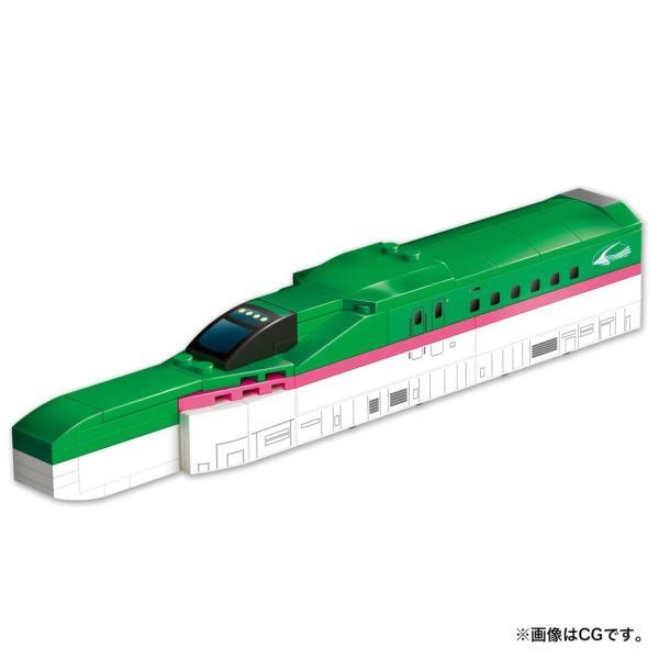 ビルドトレイン1 新幹線E5系 はやぶさ【BIKKU】|bikku|02