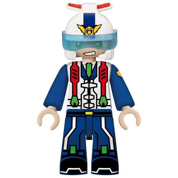 ビック(BIKKU)ビークルワールドシリーズ1ポリスストライカーVW-002 58002|bikku|06