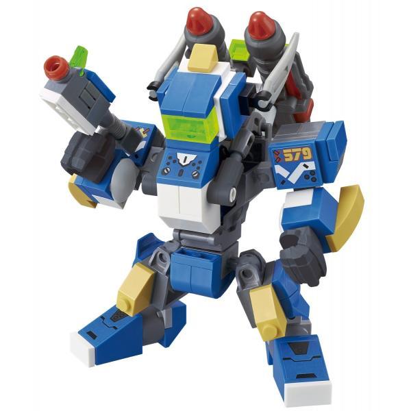 ビック(BIKKU)ビークルワールドシリーズ1パワーロイドVW-004 58004 bikku 03