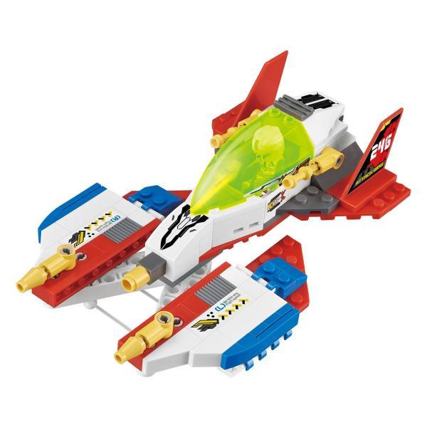 ビック(BIKKU)ビークルワールドシリーズ1 スペースファイターVW-005 58005 bikku 04