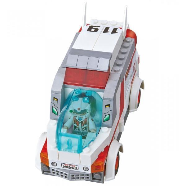 ビック(BIKKU)ビークルワールドシリーズ3ホワイトエイダーVW-018 bikku 04
