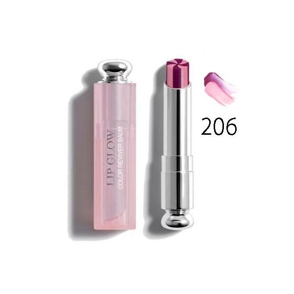 クリスチャンディオール ディオール アディクト リップ グロウ マックス #206 ベリー 3.5g Dior|bimarche