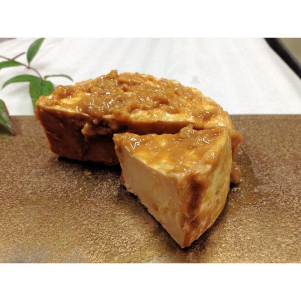 「健康カマンベールチーズ)125g(「鮒ずし」の乳酸発酵飯と豆味噌で仕上げたネタ床に漬け込んだチーズです)