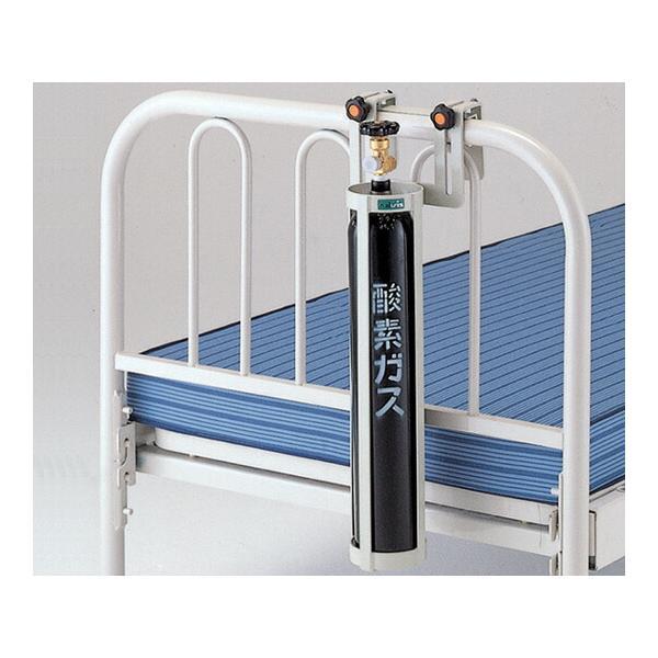 無料健康相談 対象製品  ナビス 酸素ボンベラック(ベッド用) BB−1