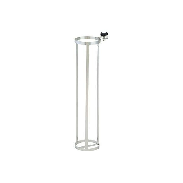 ナビス(アズワン) 酸素ボンベホルダー(バスケットカート小型用)  BSK O2