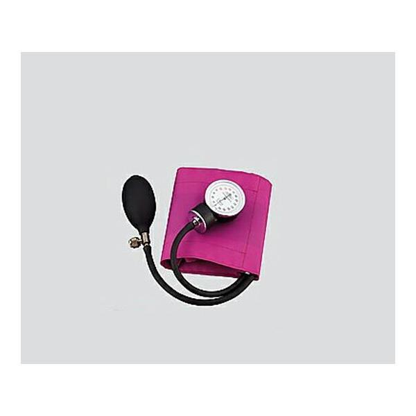 フォーカルコーポレーション アネロイド血圧計[ラテックスフリー] ナイロン・マゼンタ FC-100V