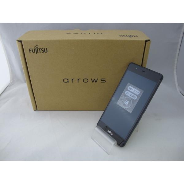ARROWS M03 16GB ブラック SIMフリーの画像