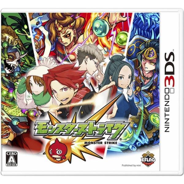 モンスターストライク 新品 3DS ソフト|birds-eye