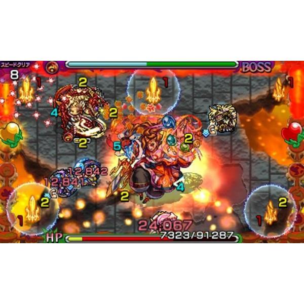 モンスターストライク 新品 3DS ソフト|birds-eye|02