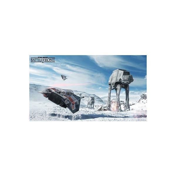 スターウォーズ バトルフロント PS4 新品 ソフト|birds-eye|02
