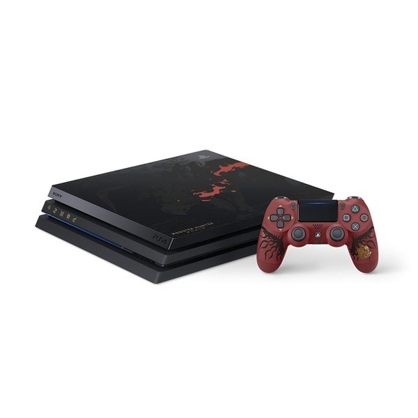 PlayStation 4 Pro MONSTER HUNTER: WORLD LIOLAEUS EDITION 新品 PlayStation4 本体|birds-eye|04