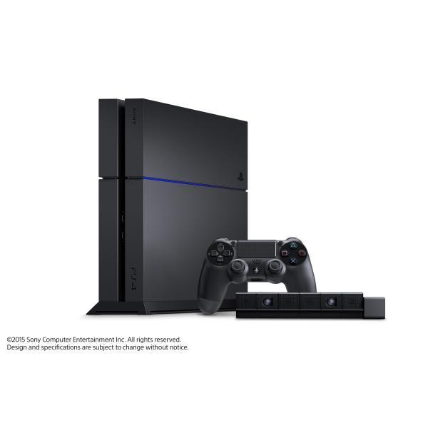 PS4本体(ジェット・ブラック)CUH-1200AB PS4本体 新品|birds-eye|03