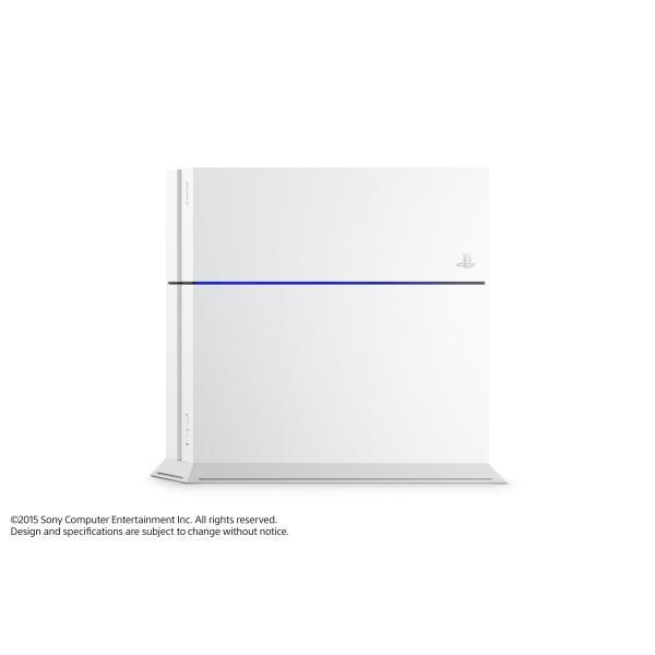 PS4本体(グレイシャー・ホワイト)CUH-1200AB PS4本体 新品|birds-eye|05