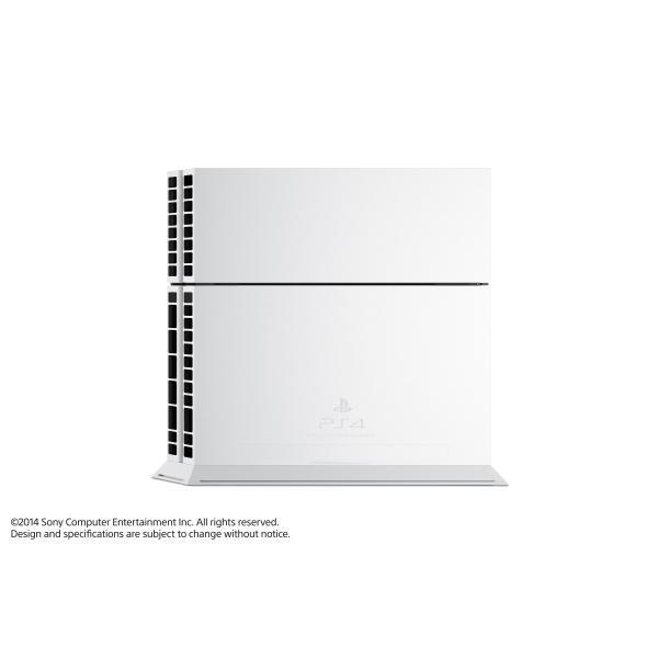 PS4本体(グレイシャー・ホワイト)CUH-1200AB PS4本体 新品|birds-eye|06