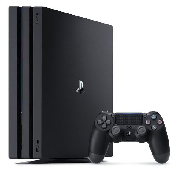 PlayStation4 Pro ジェット・ブラック 1TB (CUH-7000BB01) PS4本体 新品|birds-eye