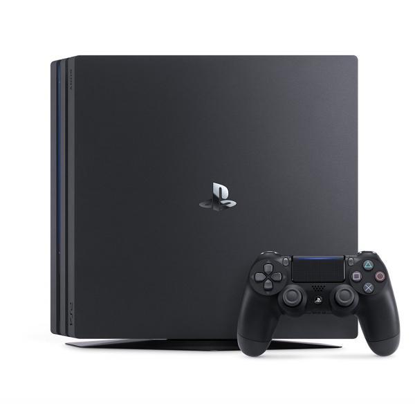 PlayStation4 Pro ジェット・ブラック 1TB (CUH-7000BB01) PS4本体 新品|birds-eye|02