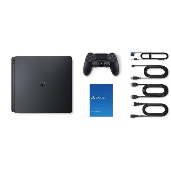 PS4本体 (ジェット・ブラック) 1TB CUH-2000BB01 新品|birds-eye|06