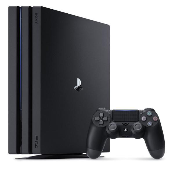 PlayStation 4 Pro ジェット・ブラック 1TB (CUH-7100BB01) 新品 PlayStation4 本体|birds-eye