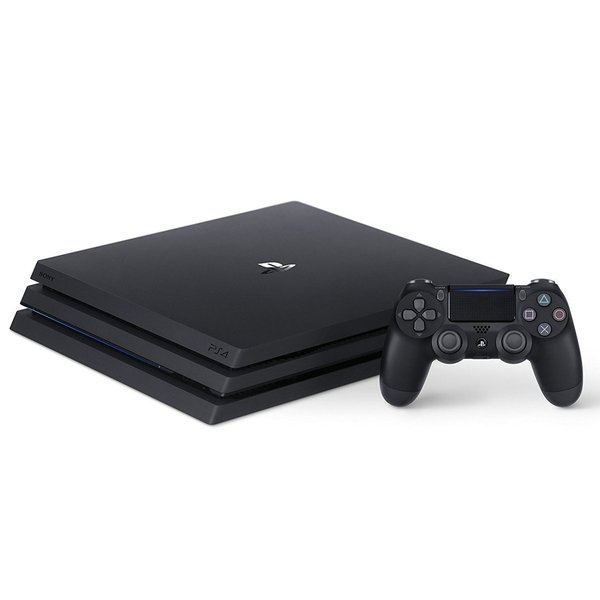 PlayStation 4 Pro ジェット・ブラック 1TB (CUH-7100BB01) 新品 PlayStation4 本体|birds-eye|02