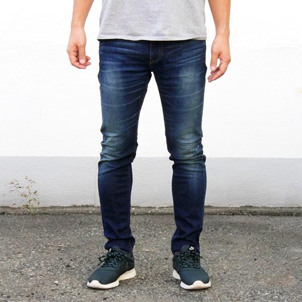 デニム ジーンズ メンズ パンツ リーバイス LEVIS 05510-02L43 510 スーパー スキニー フィット ジーンズ デニム ストレッチ スリム Levi's ブランド 細身 birigo 02