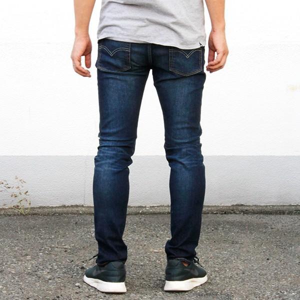 デニム ジーンズ メンズ パンツ リーバイス LEVIS 05510-02L43 510 スーパー スキニー フィット ジーンズ デニム ストレッチ スリム Levi's ブランド 細身 birigo 03