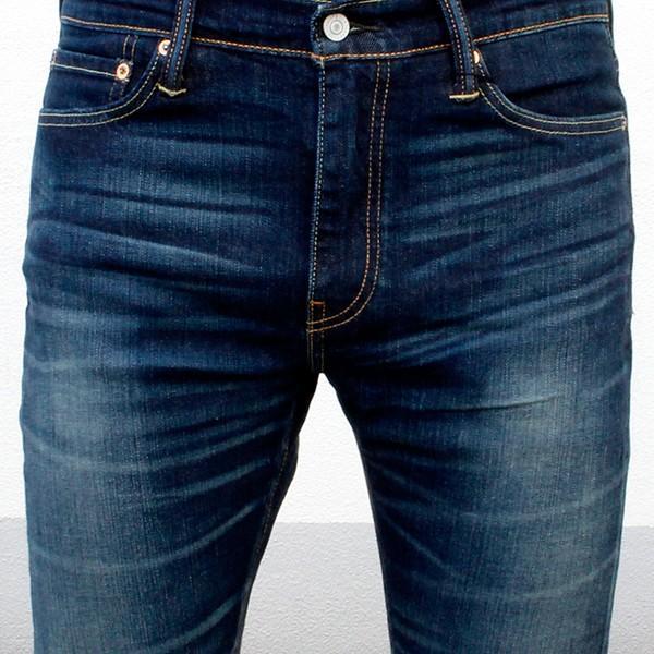 デニム ジーンズ メンズ パンツ リーバイス LEVIS 05510-02L43 510 スーパー スキニー フィット ジーンズ デニム ストレッチ スリム Levi's ブランド 細身 birigo 04