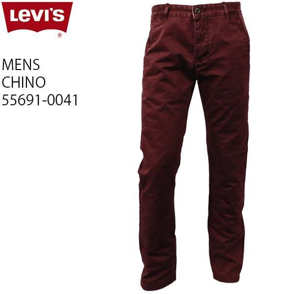 リーバイス メンズ コットン パンツ ジーンズ チノパン LEVIS 55691-00L41 チノ トラウザー|birigo
