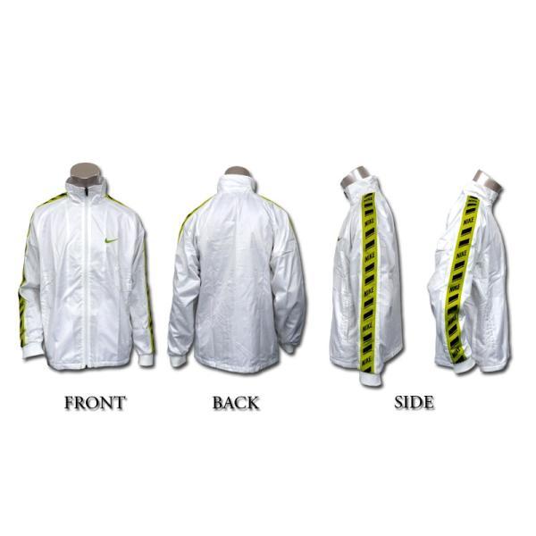 ナイキ メンズ ウーブン ラインド ジャケット シャカシャカ ウインドブレーカー ランニング ウォーキング NIKE MENS 357205 アウター レボリューション メッシュ|birigo|04