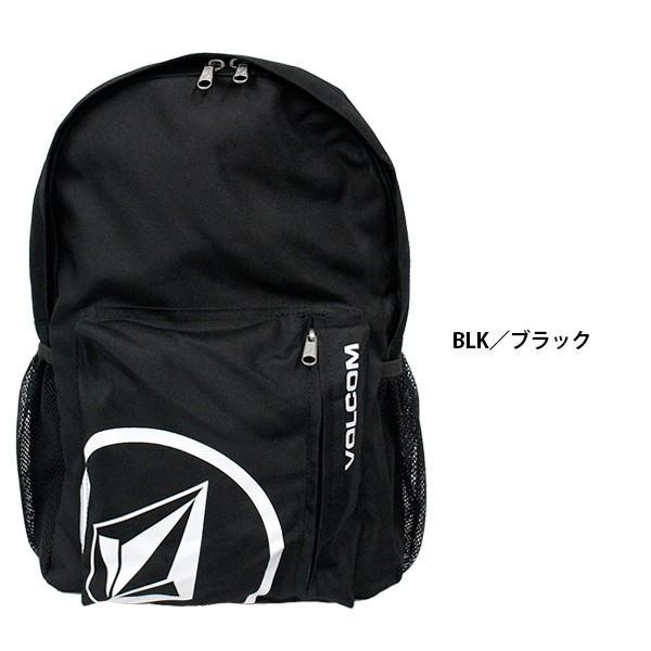 ボルコム カジュアル バックパック リュック 鞄 VOLCOM D64114JB JPN 1st  BACK PACK|birigo|02
