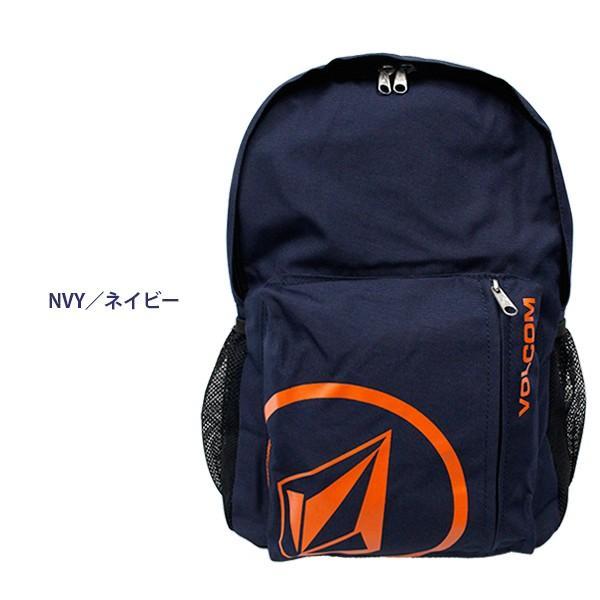 ボルコム カジュアル バックパック リュック 鞄 VOLCOM D64114JB JPN 1st  BACK PACK|birigo|03