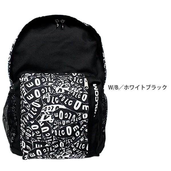 ボルコム カジュアル バックパック リュック 鞄 VOLCOM D64114JB JPN 1st  BACK PACK|birigo|04