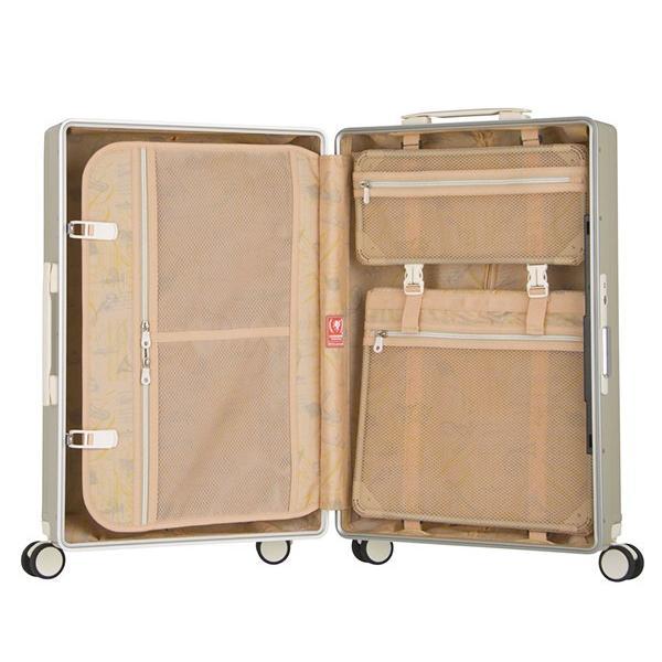 レジェンドウォーカー リラ 5105-60  (約56L)  新商品 フレーム スーツケース  四輪|bisho|13