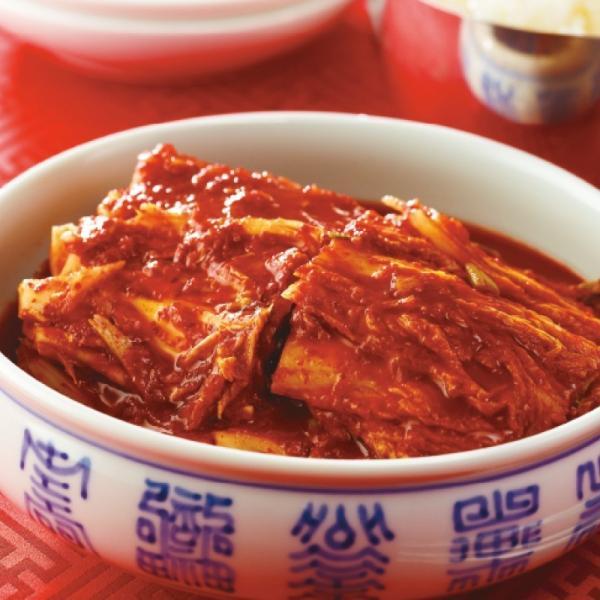 韓国 (別送冷蔵) 家族会館 プレミアムキムチ 5箱セット 韓国土産 白菜キムチ 人気 |bisho