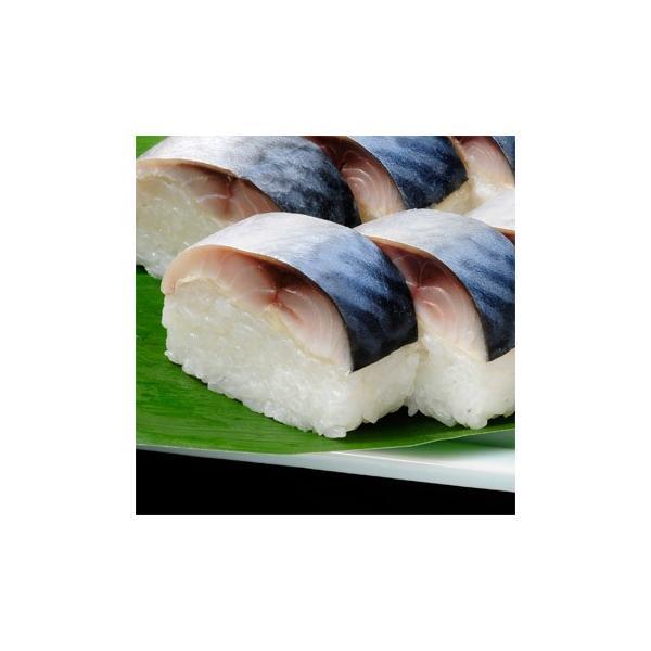 元祖!空弁の若狭小浜「若廣」 焼き鯖寿司&鯖寿司 [送料無料]|bishokuc|02