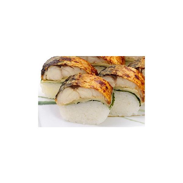 元祖!空弁の若狭小浜「若廣」 焼き鯖寿司&鯖寿司 [送料無料]|bishokuc|04
