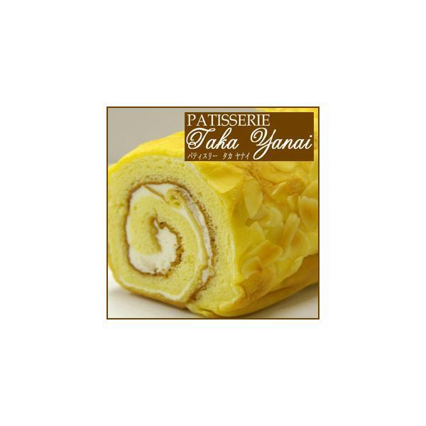 お中元ギフト2021にも! ロールケーキ・バタークリームモア バニラ味・パティスリー『TakaYanai』スイーツ