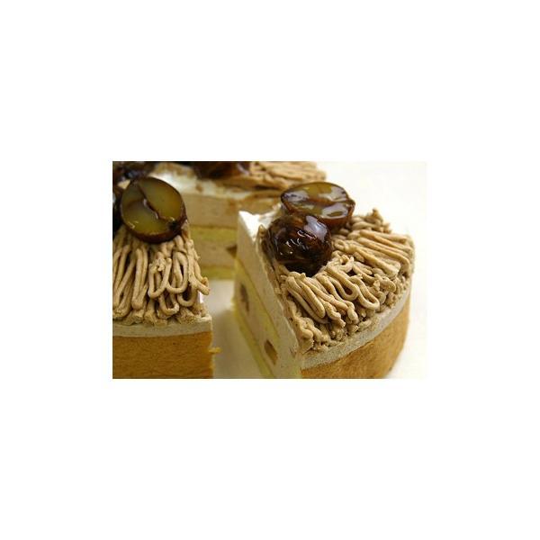 【お歳暮ギフト2018にも!】栗のホールケーキ・栗のトルテ・パティスリー『TakaYanai』スイーツ|bishokuc|03