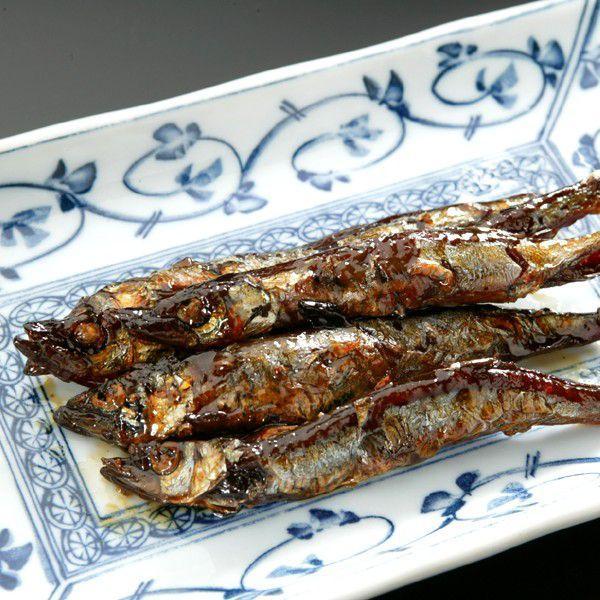 平松食品 ししゃも120g(きらり真空パック) 三河つくだ煮(甘露煮) ご飯のお供 惣菜 酒のつまみ