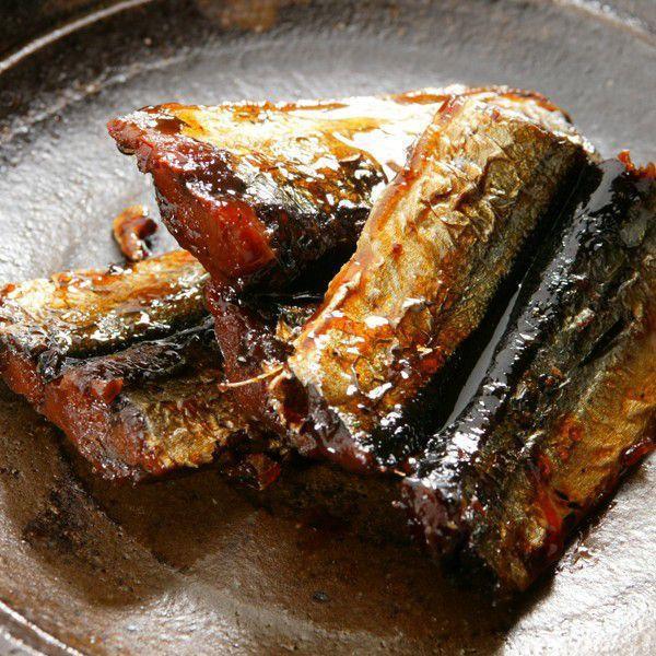 平松食品 さんま蒲焼 120g(きらり真空パック) 三河つくだ煮(甘露煮) ご飯のお供 惣菜 おかず