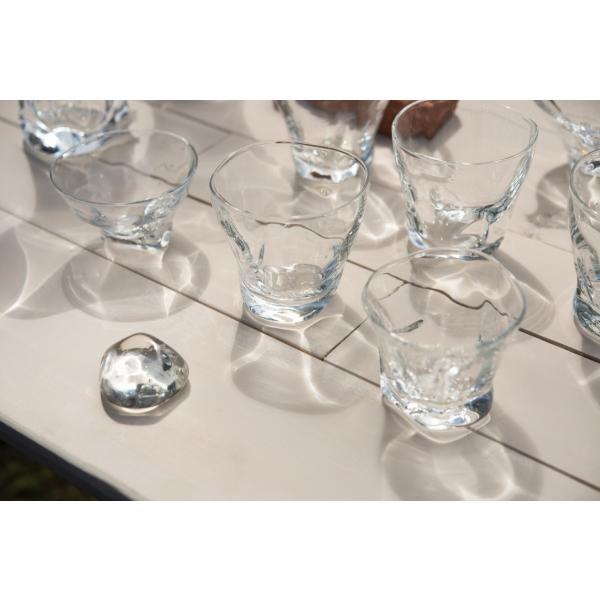 glass calico グラスキャリコ ハンドメイド ガラス酒器 ミナモ ウイスキー ロックグラス ギフト おしゃれ|bisyukiya|02
