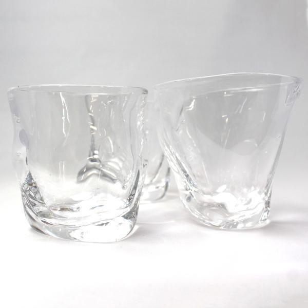glass calico グラスキャリコ ハンドメイド ガラス酒器 ミナモ ウイスキー ロックグラス ギフト おしゃれ|bisyukiya|03