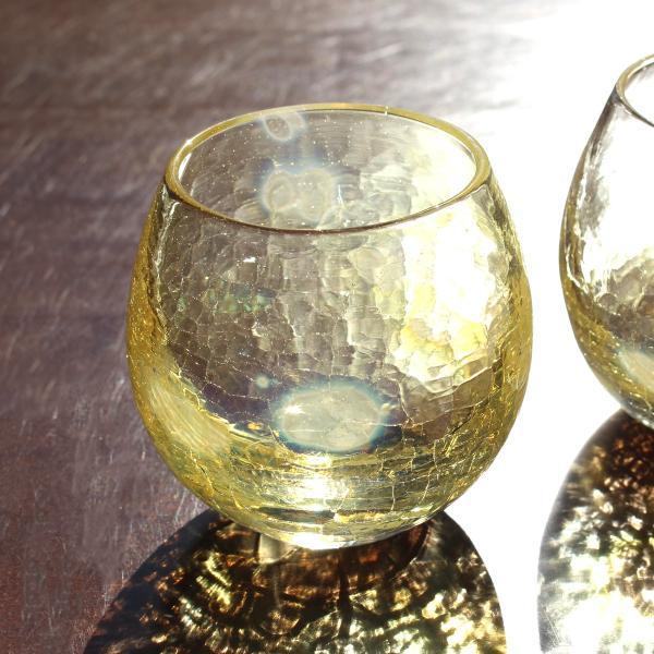 glass calico グラスキャリコ ハンドメイド ガラス酒器 月光 (げっこう) ロックグラス ギフト おしゃれ|bisyukiya|03