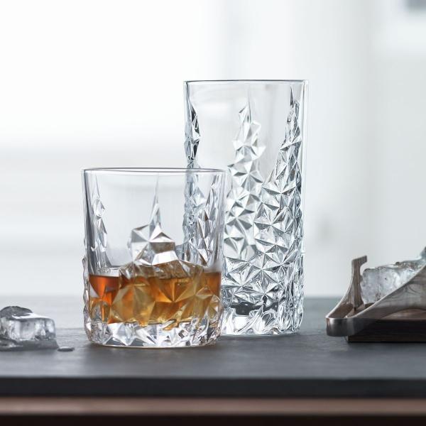 ナハトマン スカルプチャー タンブラー ペアセット (2個入) ウイスキー 焼酎 ロックグラス Nachtmann 正規品 ギフト おしゃれ|bisyukiya|02