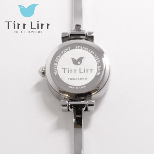 韓国 ファッション レディース 腕時計 人気 メタル ベルト ウォッチ TirrLirr ティルリル シルバー ピンク ゴールド 黒 キュービック ジルコニア ギフト|bj-direct|09