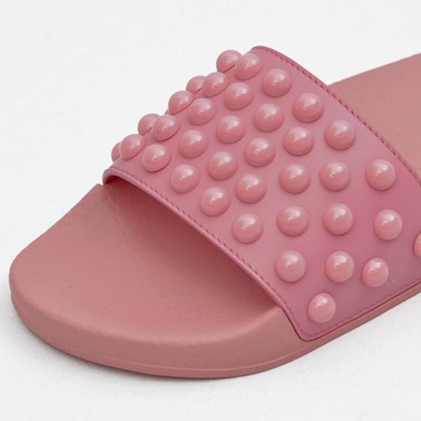 モンクレール MONCLER サンダル 靴 シューズ ピンク [メンズ][レディース] 2020500 07749 535