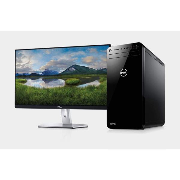 DellデスクトップパソコンXPSタワー8930DX77-9NL23型液晶/Corei7/GT1030/メモリ8GB/HDD1T