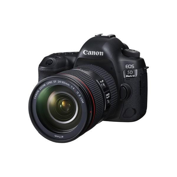CANON(キヤノン) EOS 5D Mark IV EF24-105L IS II USM レンズキット デジタル一眼レフカメラ 【新品・量販店印付き品】