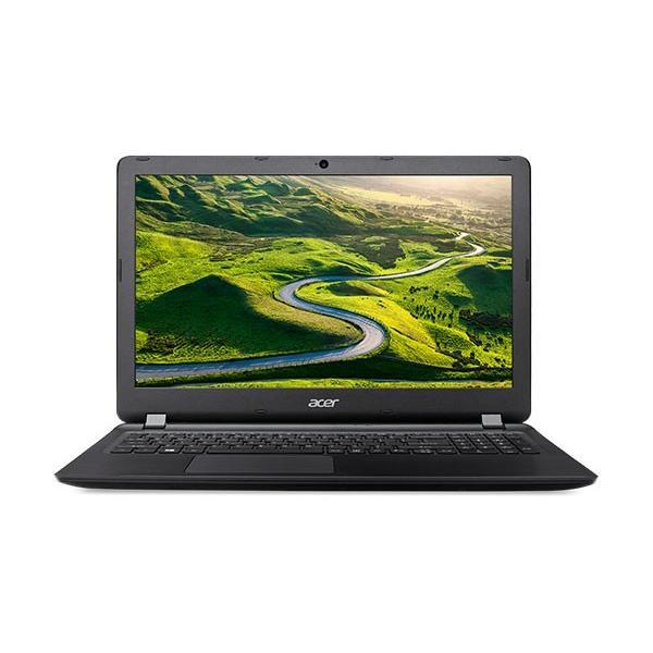 ACER ES1-533-W14D/K ノートパソコン Aspire ES 15 ミッドナイトブラック [15.6型 /intel Celeron /HDD:500GB /メモリ:4GB /2017年11月モデル]の画像