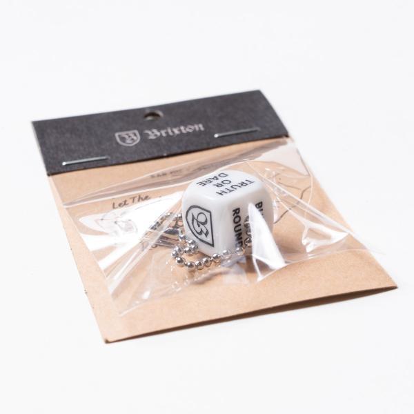 ブリクストン バー・ダイス Brixton BAR DICE SET #05233 WHITE ホワイト [正規品]|bk2bk|03